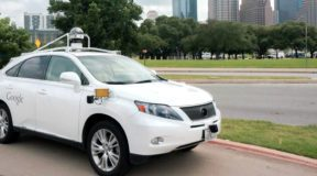 Texas explicitly allows driverless car tests